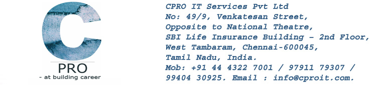 Cpro Address