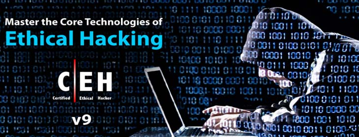 Certified Ethical Hacking v9 (CEH)